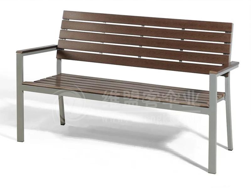 塑木公园椅2