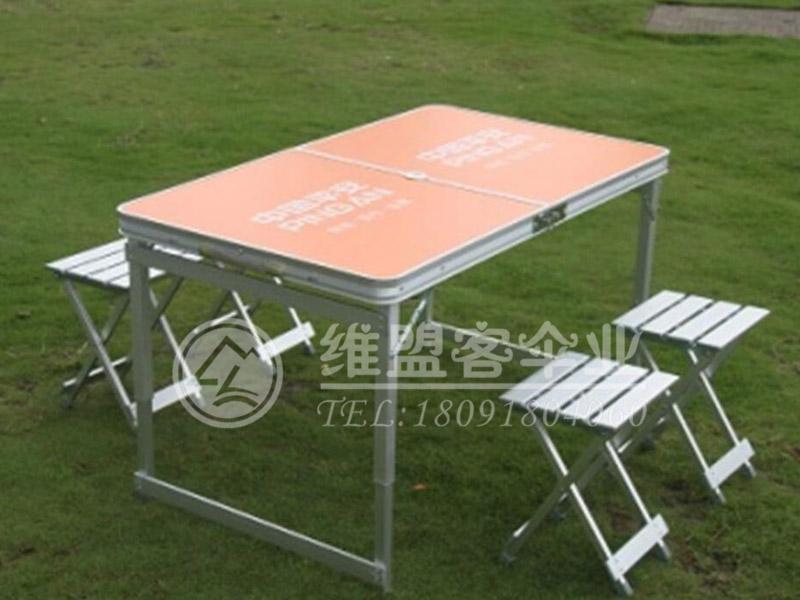 折叠桌椅  广告桌椅2