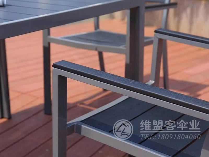木塑休闲家具2