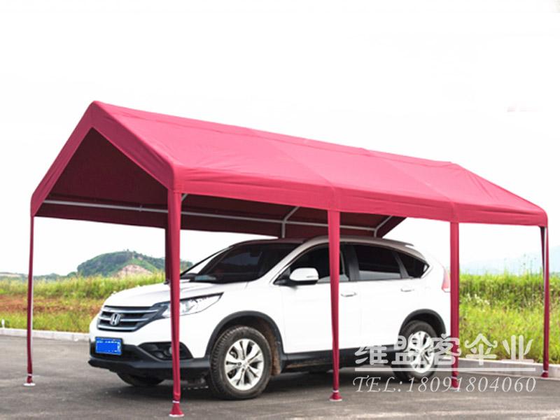 夏日车篷  停车篷 遮阳篷2