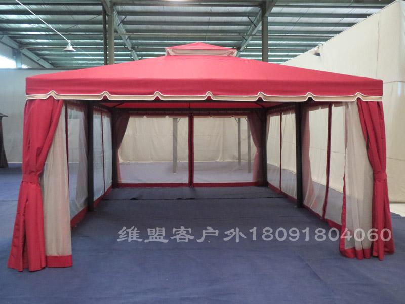 农家乐遮阳篷2