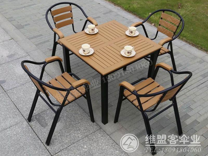 方桌一桌四椅2